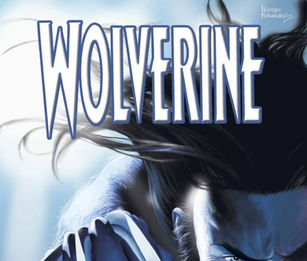 WOLVERINE VOL. #2: COYOTE CROSSING TPB COVER