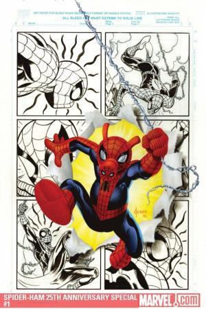 Spider-Ham 25th Anniversary Special #1