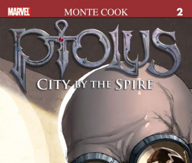 PTOLUS: CITY BY THE SPIRE #2