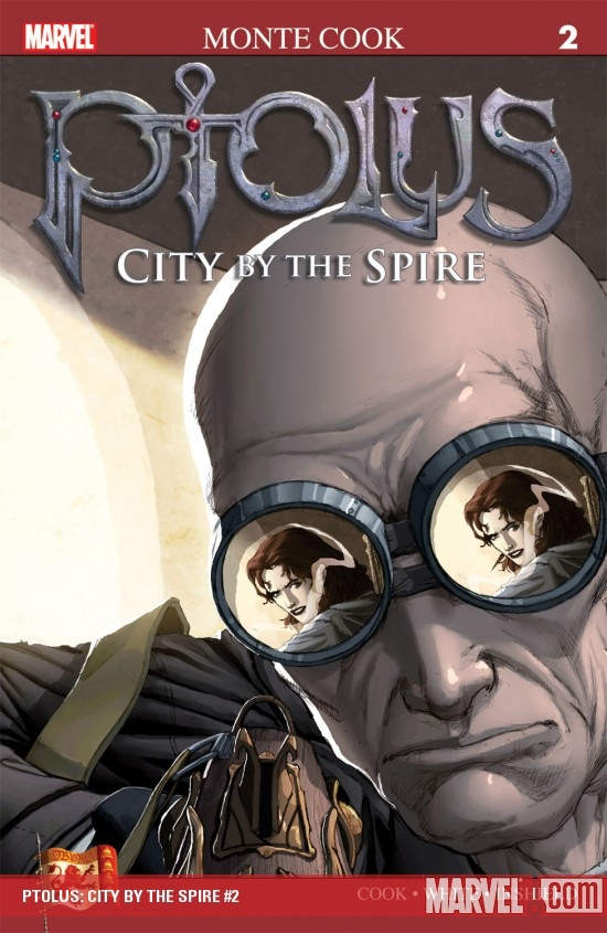 Ptolus: City by the Spire (2006) #2
