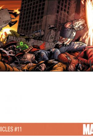 Civil War Chronicles (2007) #11