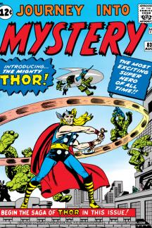 Journey Into Mystery (1952) #83