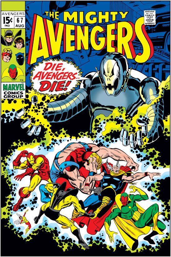 Avengers (1963) #67