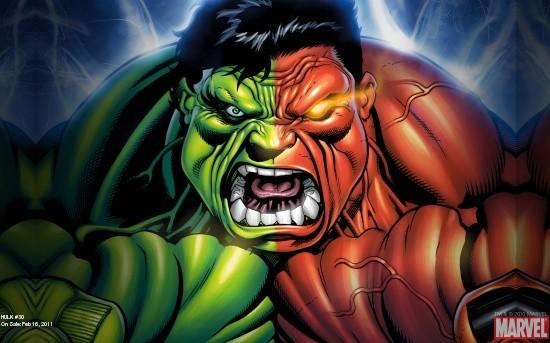 Hulk (2008) #30 Wallpaper