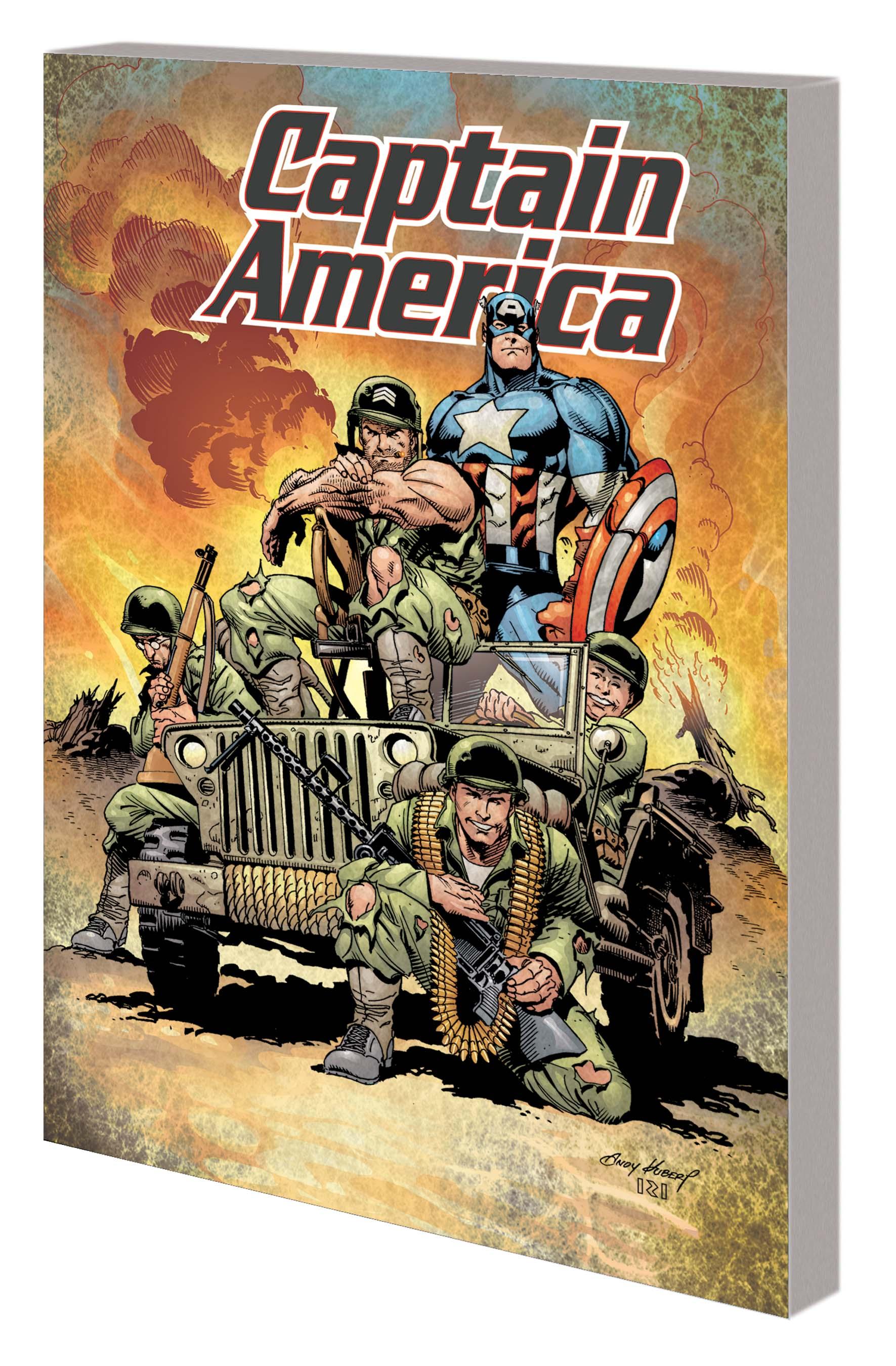 Captain America by Dan Jurgens Vol. 1 (Trade Paperback)