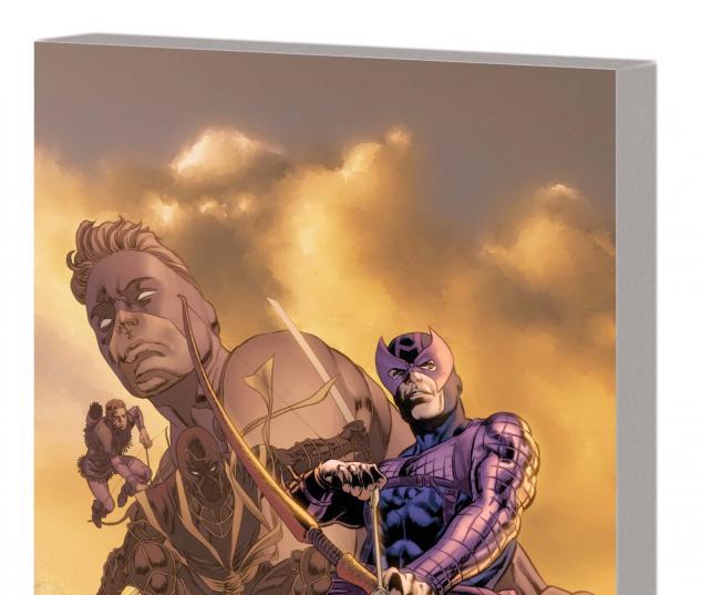 Hawkeye: Blind Spot TPB