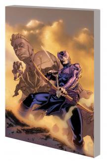 Hawkeye: Blind Spot TPB (Trade Paperback)