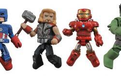 Marvel Minimates Avengers movie/Wave 45 from Diamond Select Toys