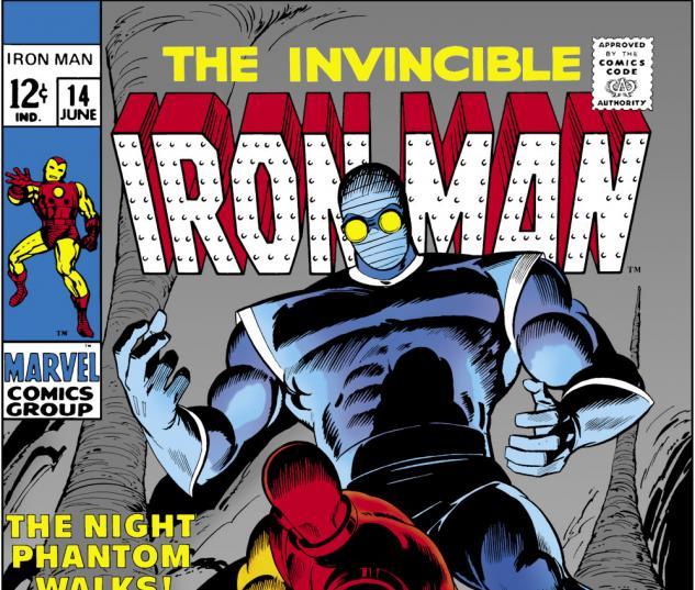 Iron Man (1986) #14