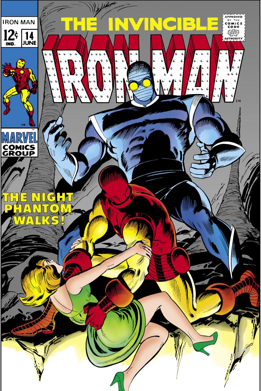 Iron Man (1968) #14