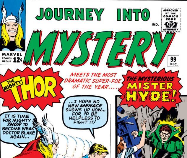 Journey Into Mystery (1952) #99