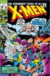 Uncanny X-Men #68 Cover