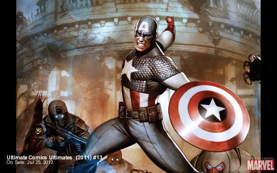 Ultimate Comics Ultimates (2011) #13 (Granov Variant)