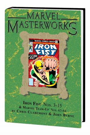 MARVEL MASTERWORKS: IRON FIST VOL. 2 HC VARIANT (Hardcover)