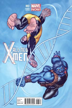 All-New X-Men (2012) #3 (Mcguinness Variant)