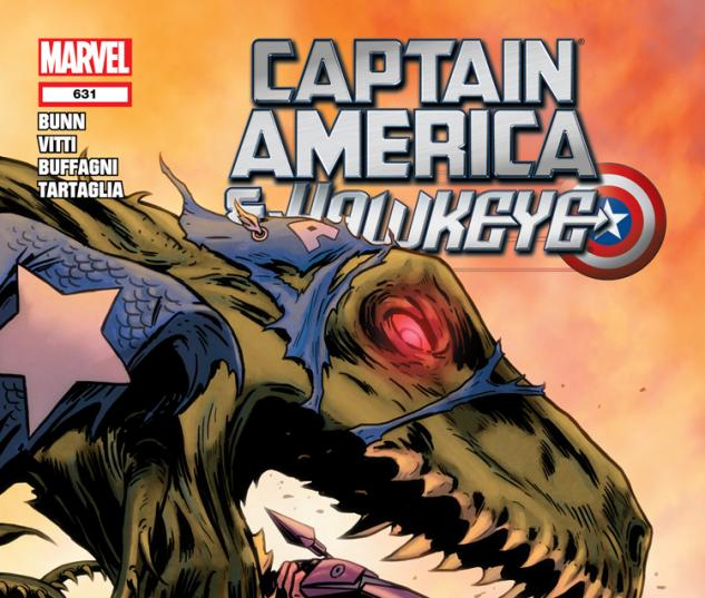 Captain America And... (2012) #631