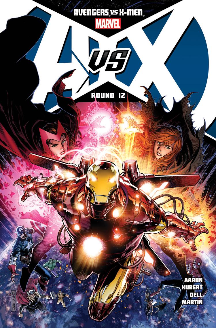Avengers Vs. X-Men (2012) #12