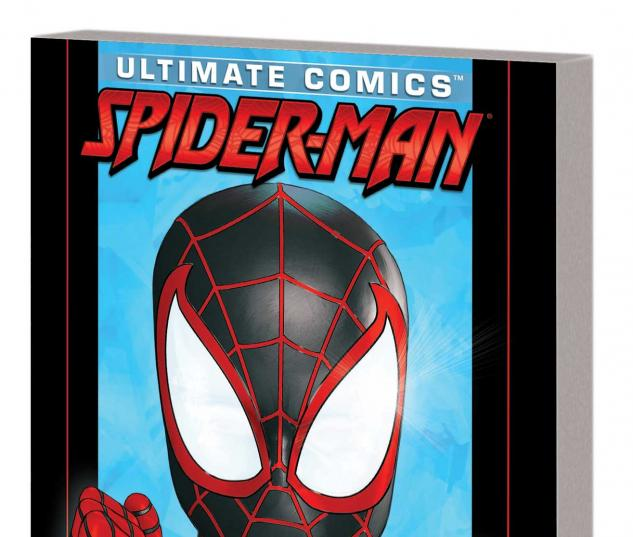 ULTIMATE COMICS SPIDER-MAN BY BRIAN MICHAEL BENDIS VOL. 3 TPB (COMBO)