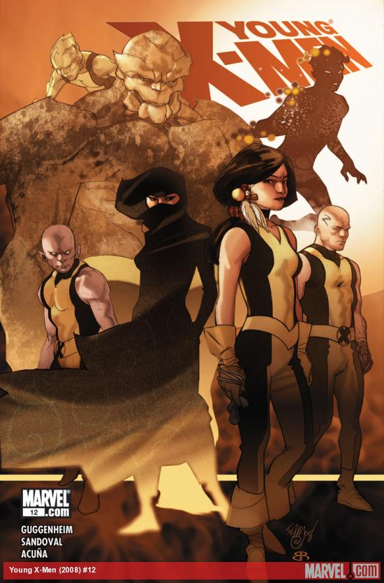 Young X-Men (2008) #12