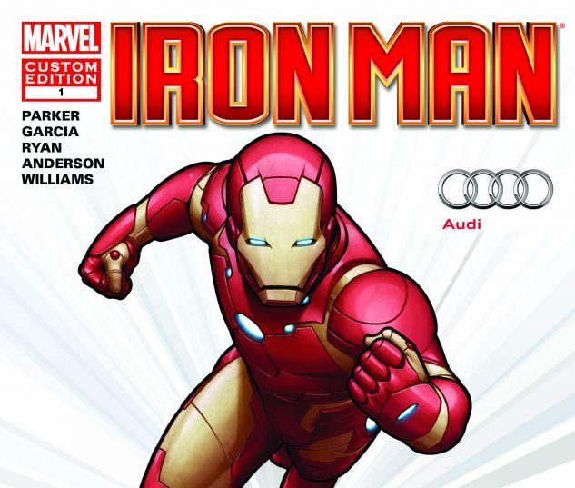 Iron Man: A Cold Run