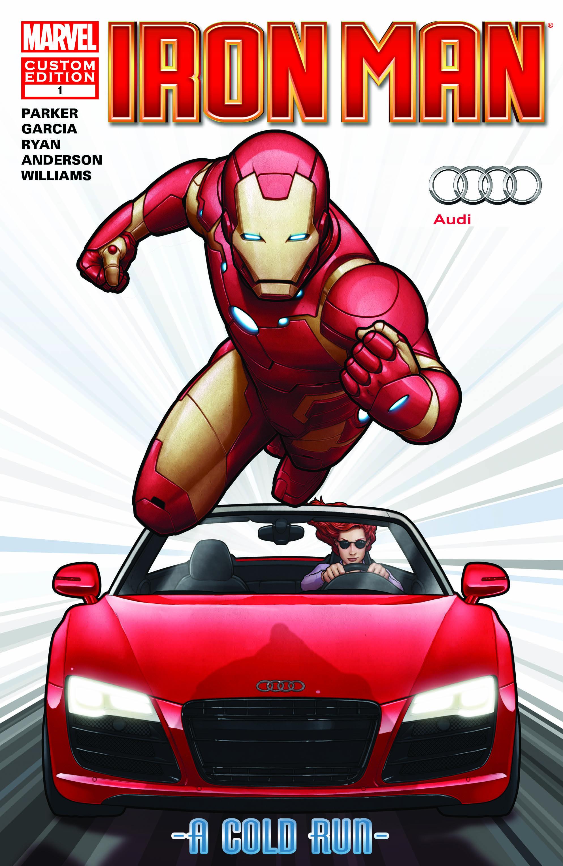 Iron Man: A Cold Run (2013) #1