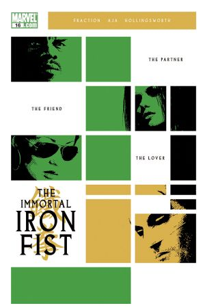 The Immortal Iron Fist #16