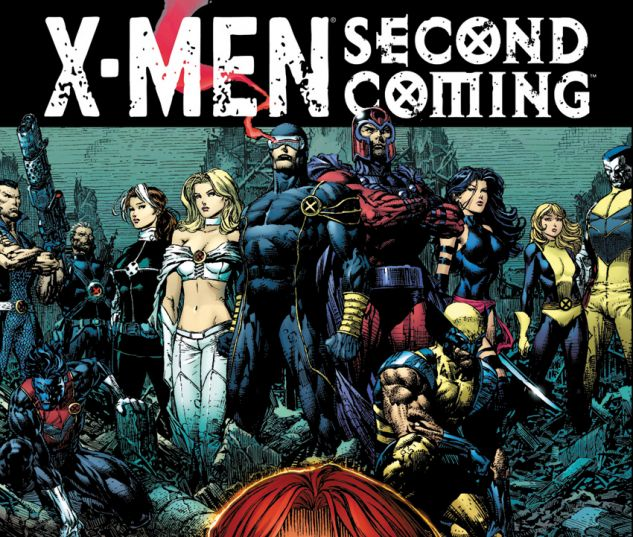 X-MEN: SECOND COMING (HARDCOVER) - cover art