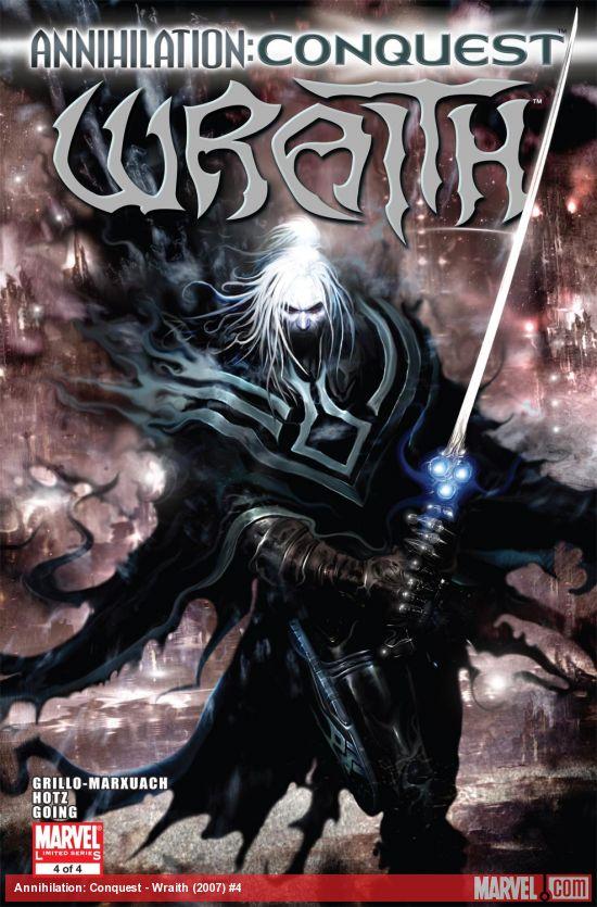 Annihilation: Conquest - Wraith (2007) #4