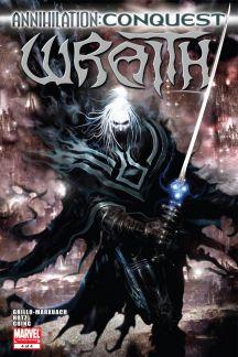 Annihilation: Conquest - Wraith #4