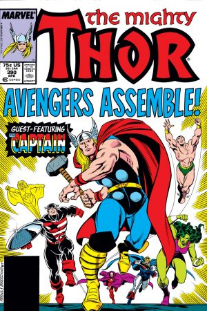 Thor  #390