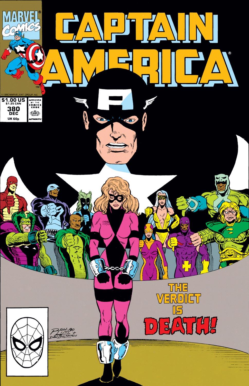 Captain America (1968) #380