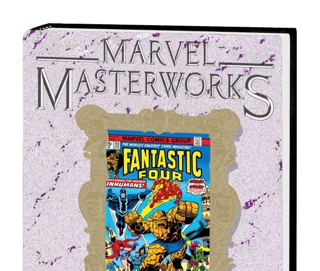 MARVEL MASTERWORKS: THE FANTASTIC FOUR VOL. 15 HC VARIANT (DM ONLY)