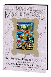 MARVEL MASTERWORKS: THE FANTASTIC FOUR VOL. 15 HC VARIANT (DM ONLY) (Hardcover)