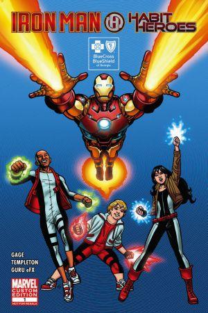 BlueCross BlueShield of Georgia Presents:  Iron Man & Habit Heroes (2013) #1