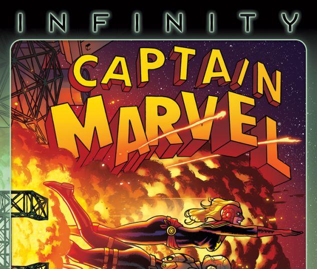 CAPTAIN MARVEL 16 (INF)
