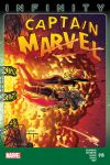 CAPTAIN MARVEL 16 (INF)