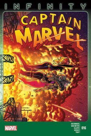 Captain Marvel (2012) #16