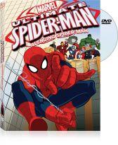 Marvel's Ultimate Spider-Man: Avenging Spider-Man on DVD