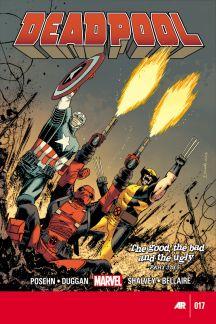 Deadpool (2012) #17