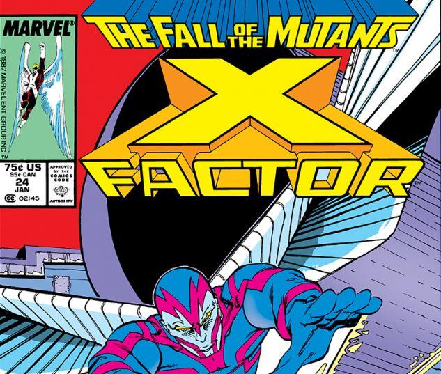 X-Factor #24