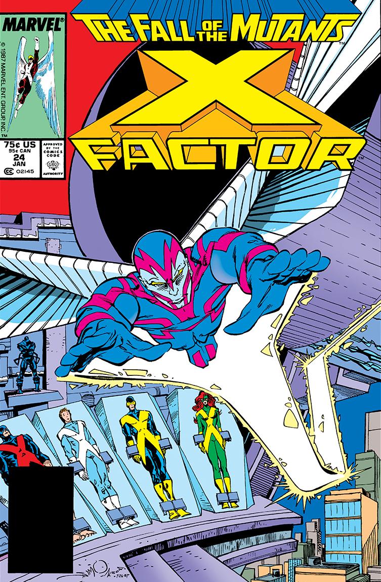X-Factor (1986) #24
