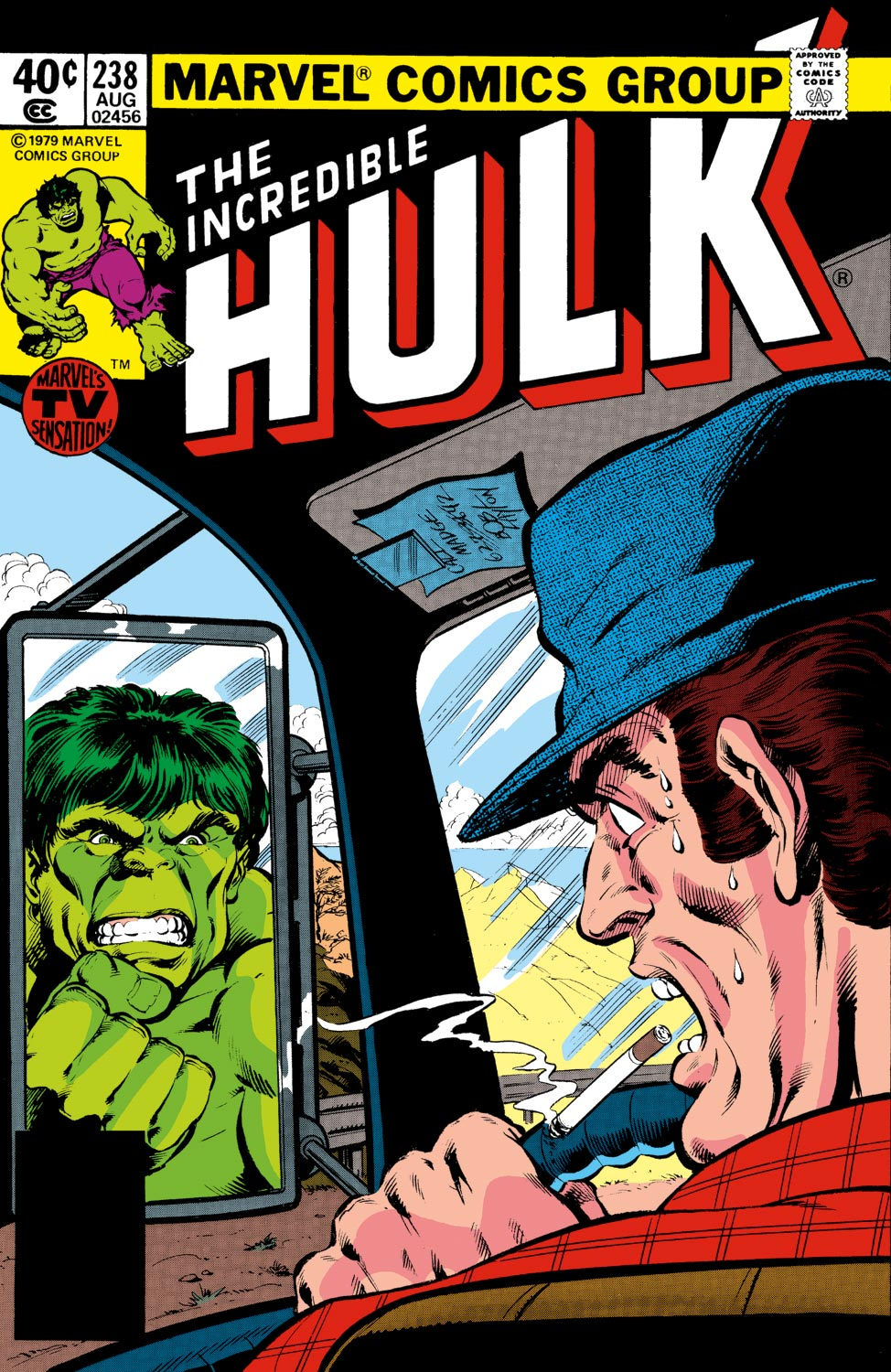 Incredible Hulk (1962) #238
