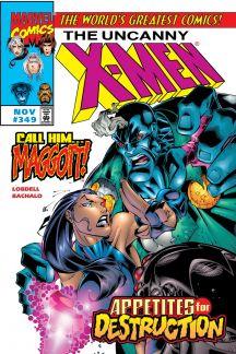 Uncanny X-Men (1963) #349