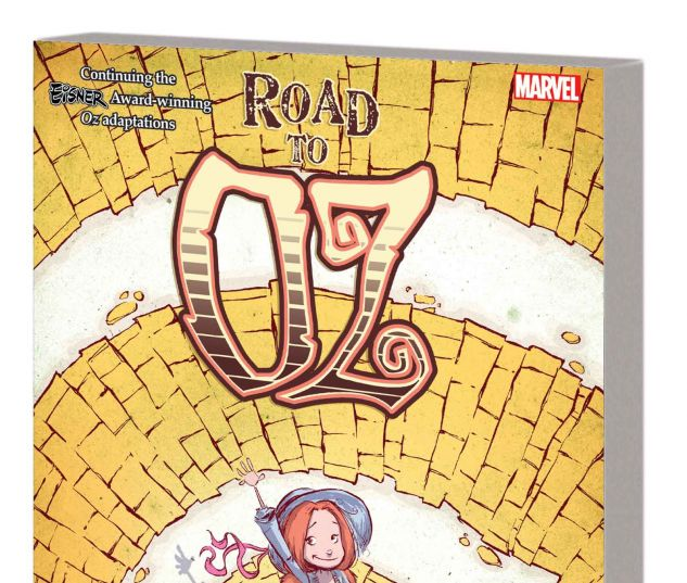 OZ: ROAD TO OZ GN-TPB