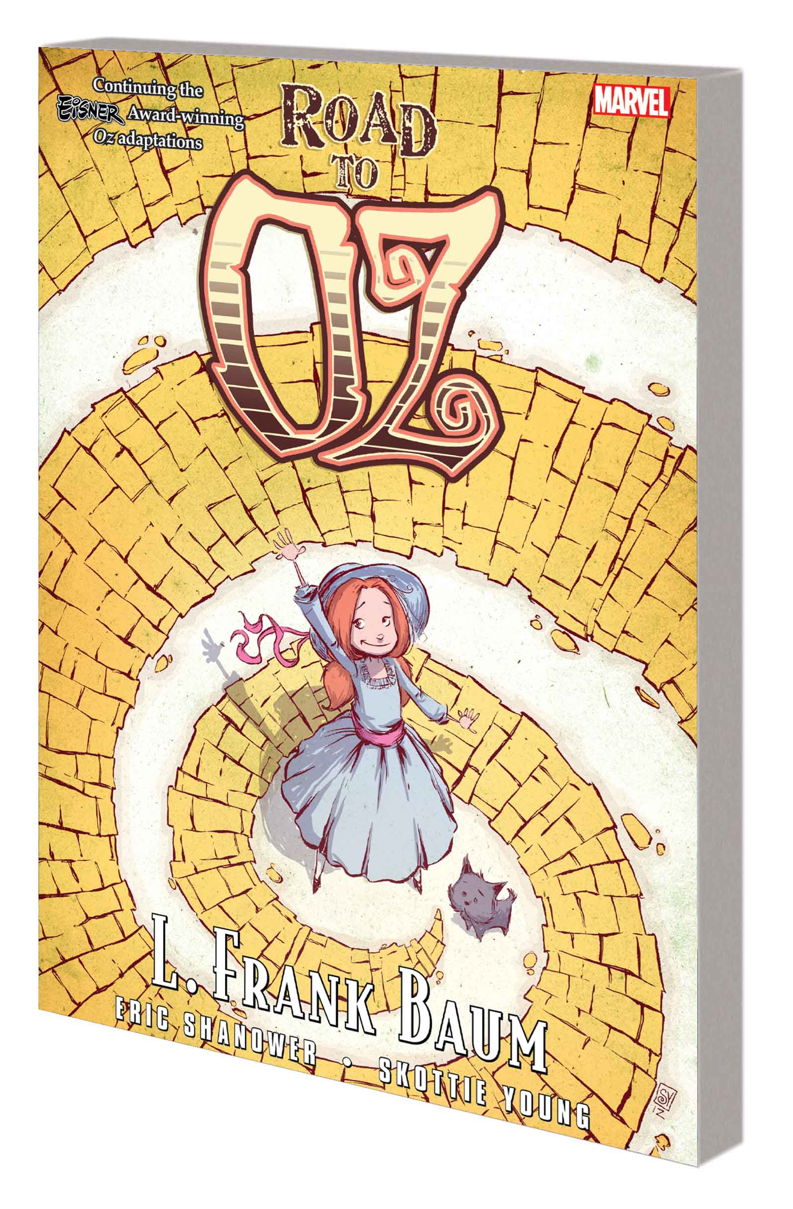 Oz: Road to Oz (Trade Paperback)