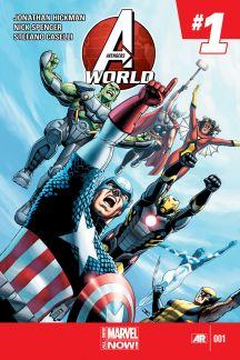 Avengers World (2014) #1