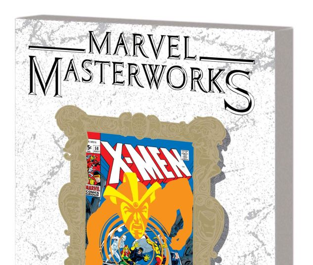 MARVEL MASTERWORKS: THE X-MEN VOL. 6 TPB VARIANT (DM ONLY)