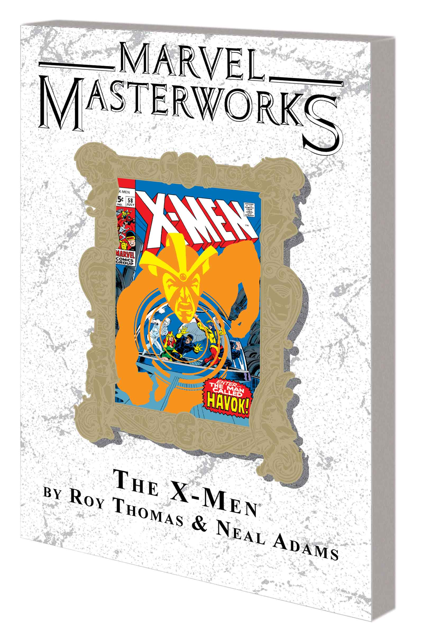 Marvel Masterworks: The X-Men (Trade Paperback)