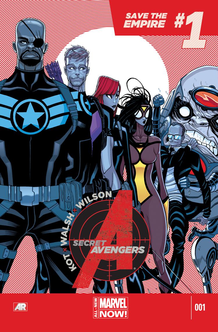 Secret Avengers (2014) #1