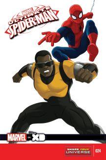 Marvel Universe Ultimate Spider-Man #24